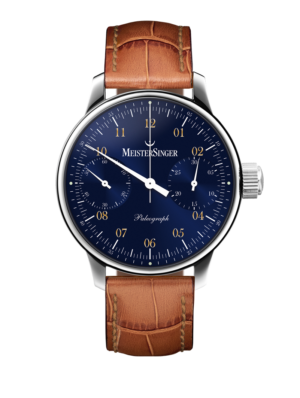 SC108 MeisterSinger Paleograph luxury watch.